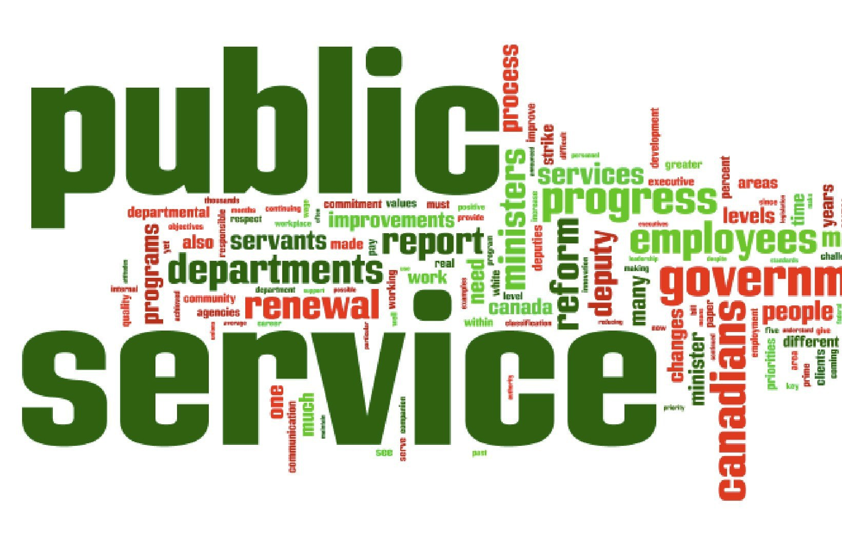 The Civil Service Commission And The Civil Servants