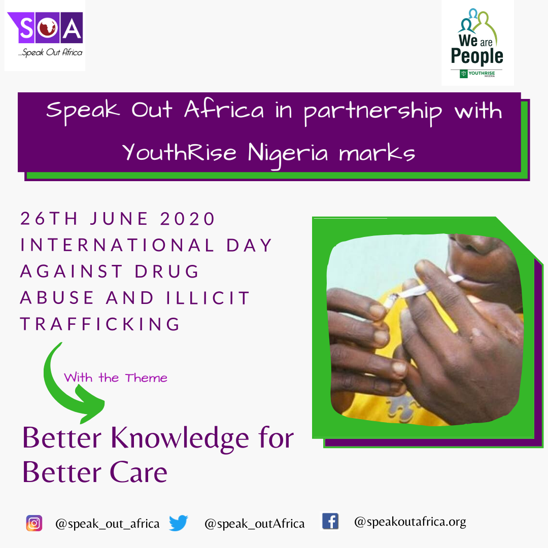 World Drug Day 2020- Rehabilitation or jail term?