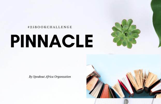 2020 #25bookchallenge Pinnacle book club