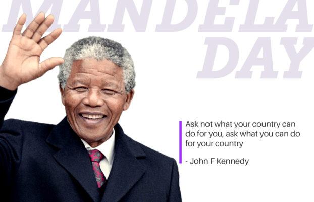 Mandela Day 2021, A Towards Community Action